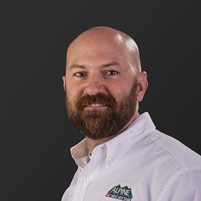 Jared Gabrish - General Manager (North Salt Lake) for Alpine Cleaning and Restoration