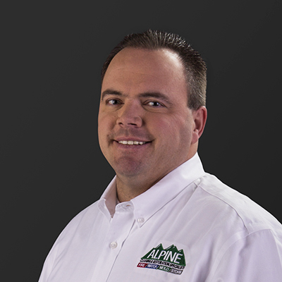 Jon Moss - Owner/CEO of Alpine Cleaning and Restoration