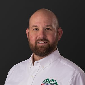 Tyler Fawcett - Business Development Manager for Alpine Cleaning and Restoration
